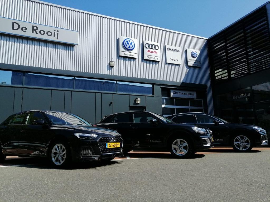 Audi Service Dealer De Rooij