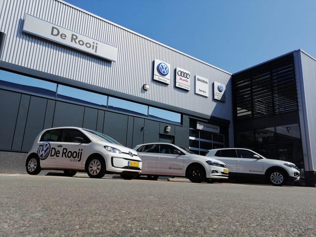 Volkswagen Service Dealer De Rooij Bilthoven